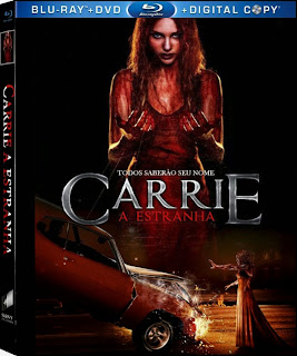 Capa+Blu+Ray Download Carrie   A Estranha (2013) BDRip Bluray 720p Dublado