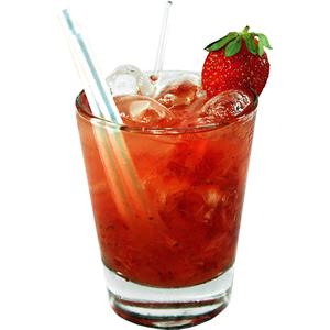 Drink de morango