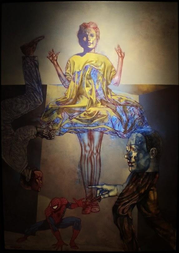 La gran kermesse - Sergio Camporeale (Galería Enlace)