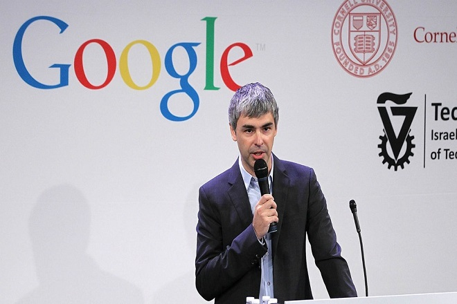 14 Billionaires Who Built Their Fortunes From Scratch - LARRY PAGE