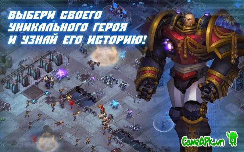 Under Fire: Invasion v1.0.12 hack full tiền cho Android