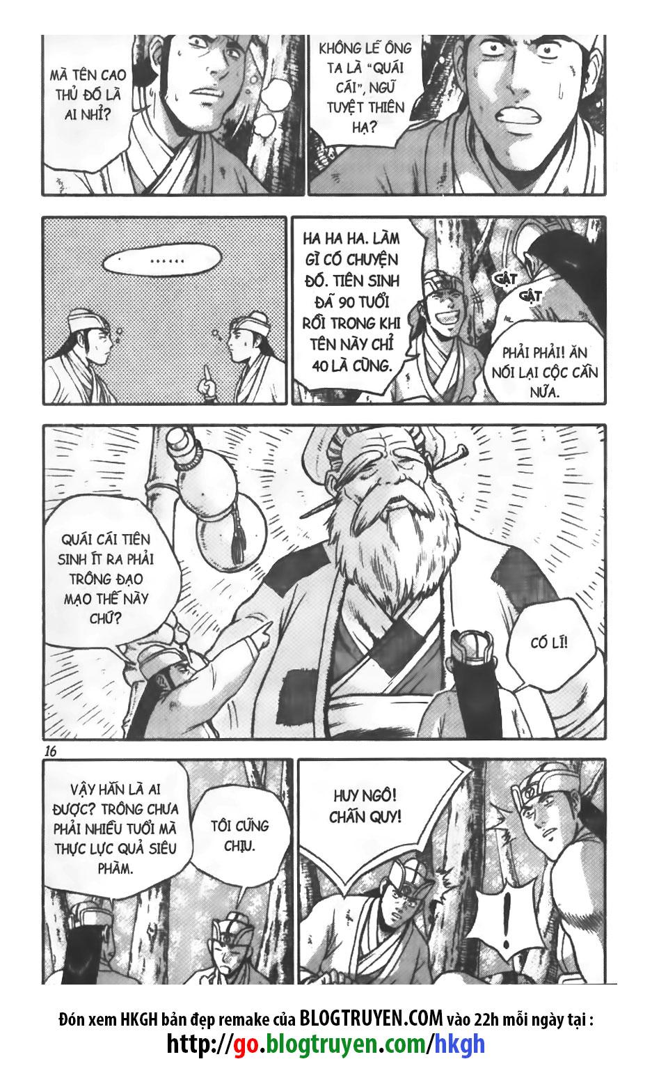 Hiệp Khách Giang Hồ chap 286 Trang 17 - Mangak.info