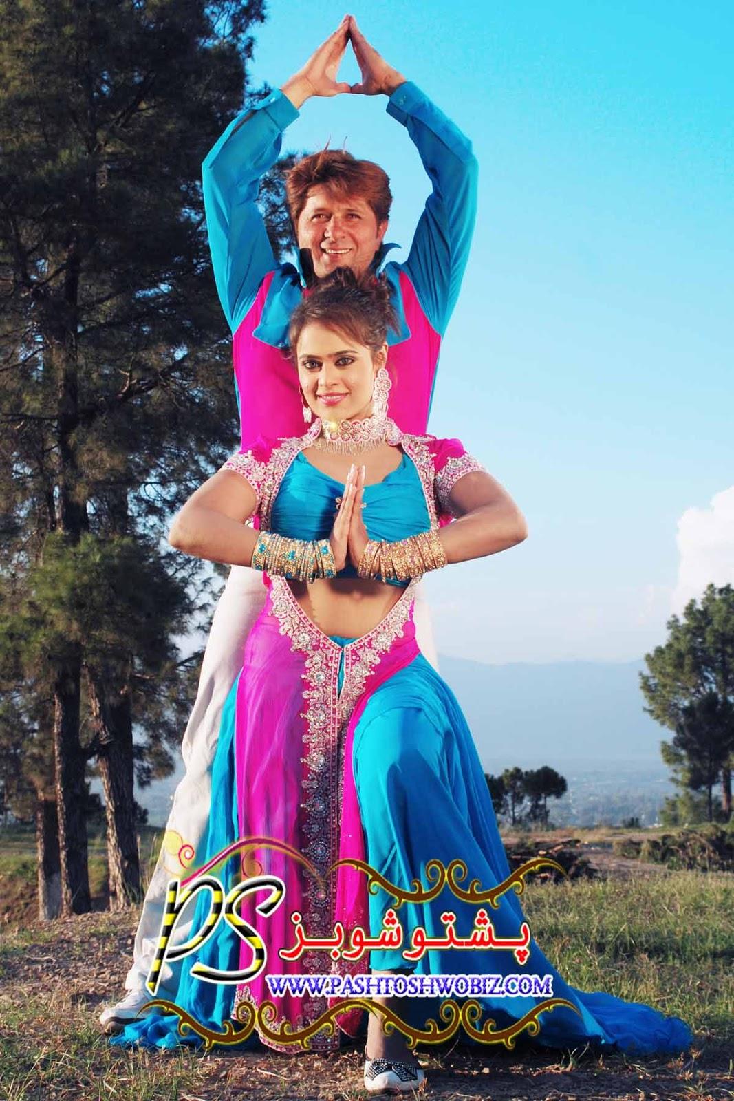 Arbaz Khan and Sobia Khan