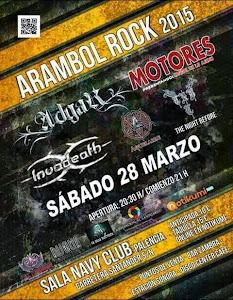 ARAMBOL ROCK 28-3-2015 PALENCIA