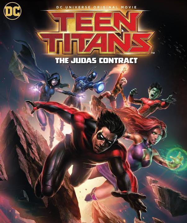 Teen Titans: Thỏa Thuận Judas