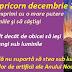 Horoscop Capricorn decembrie 2015