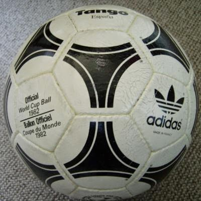 Gambar Bola World Cup 1982