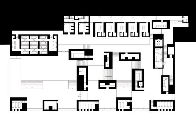 Les plus beaux hotels design du monde h tel therme vals for Terme ou therme