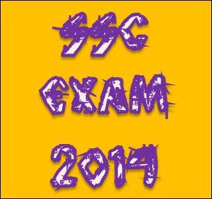 SSC Exam 2014 Timetable Logo