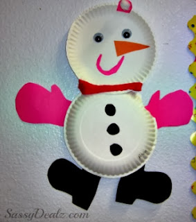 paper plate snowmen craft for kids snowmen paper plate craft for kids & DIY: Snowmen Paper Plate Winter Craft For Kids - Crafty Morning
