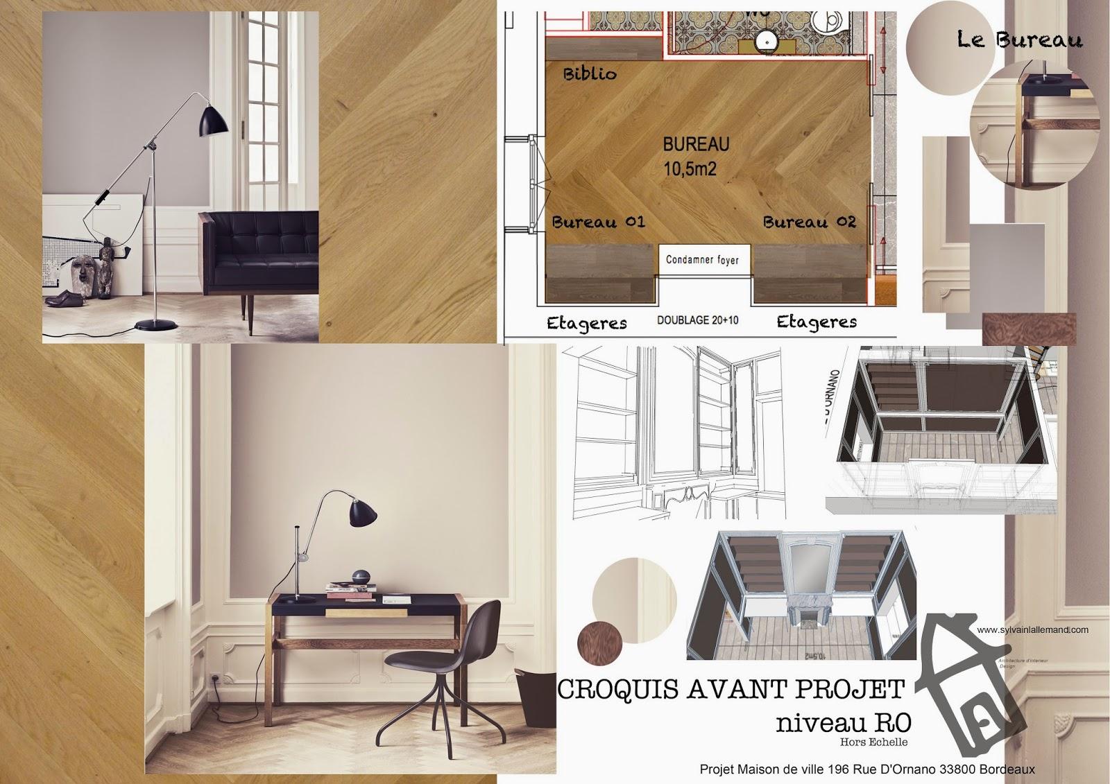 sylvain lallemand renovation et transforamation d 39 une echope bordealaise sylvain lallemand. Black Bedroom Furniture Sets. Home Design Ideas