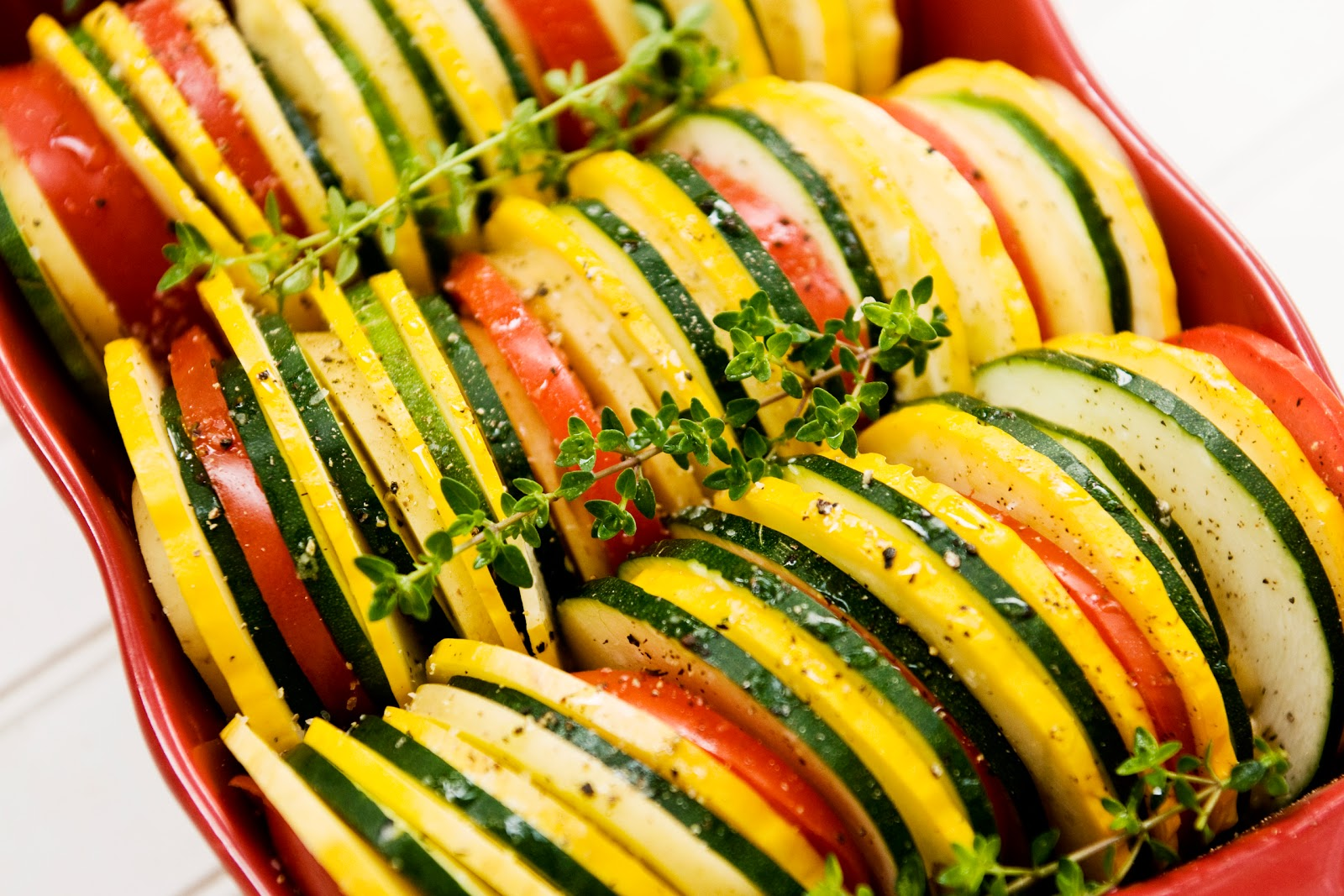 Simply Gourmet: 165. Vegetable Tian