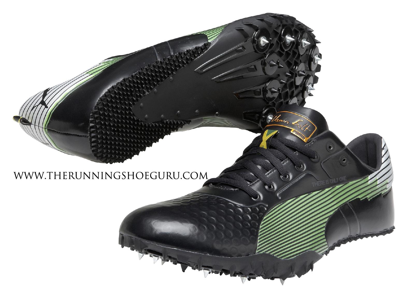 usain bolt running shoes 2012