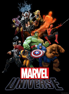 MARVEL CINEMATIC UNIVERSE SUPERHEROS