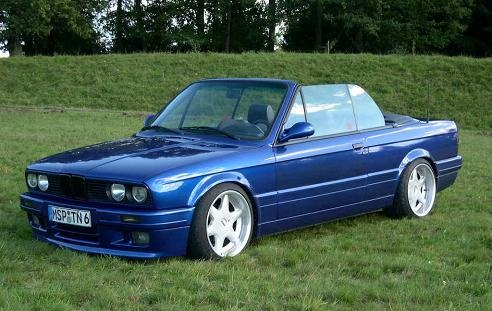 bmw e30 cabrio 325i zone style gallery. Black Bedroom Furniture Sets. Home Design Ideas