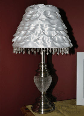 charming lamp shade tutorial