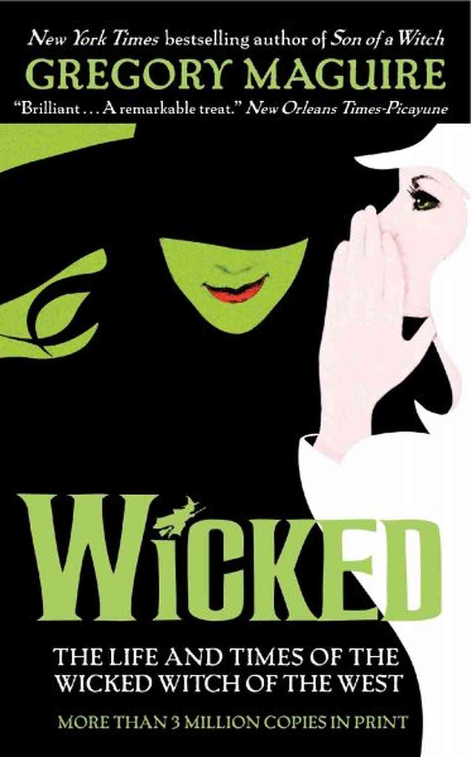 a review of the wicked witch of the west Wicked witch of the west adult womens plus size costume - cackle and concoct one evil plan in the officially licensed wicked witch of the west.