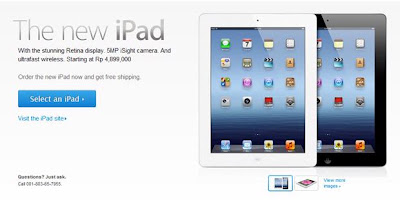 Tips Memakai iPad Untuk Pengguna Pemula