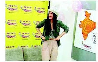 Sonam Kapoor Wardrobe Malfunction Pictures