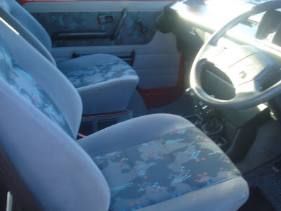 South Africa Vanagon-Caravelle Front Seat