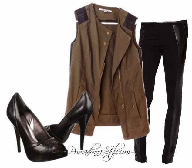 Primadonna Style Get The Look Military Inspired