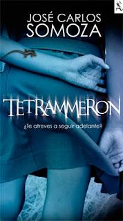 Tetrammeron, de Jose Carlos Somoza