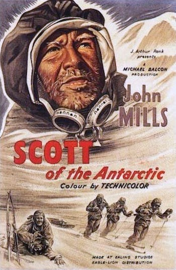 Scott of the Antarctic - film poster