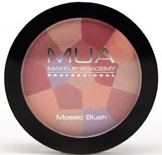 MUA Mosaic Blush in English Rose