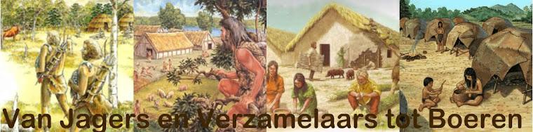 Van Jagers en Verzamelaars tot Boeren
