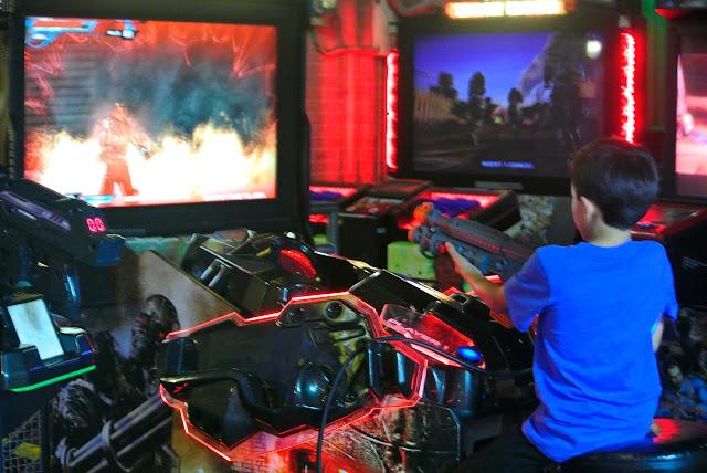 Terminator Game, Family Entertainment