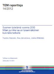 Suomen työelämä 2030