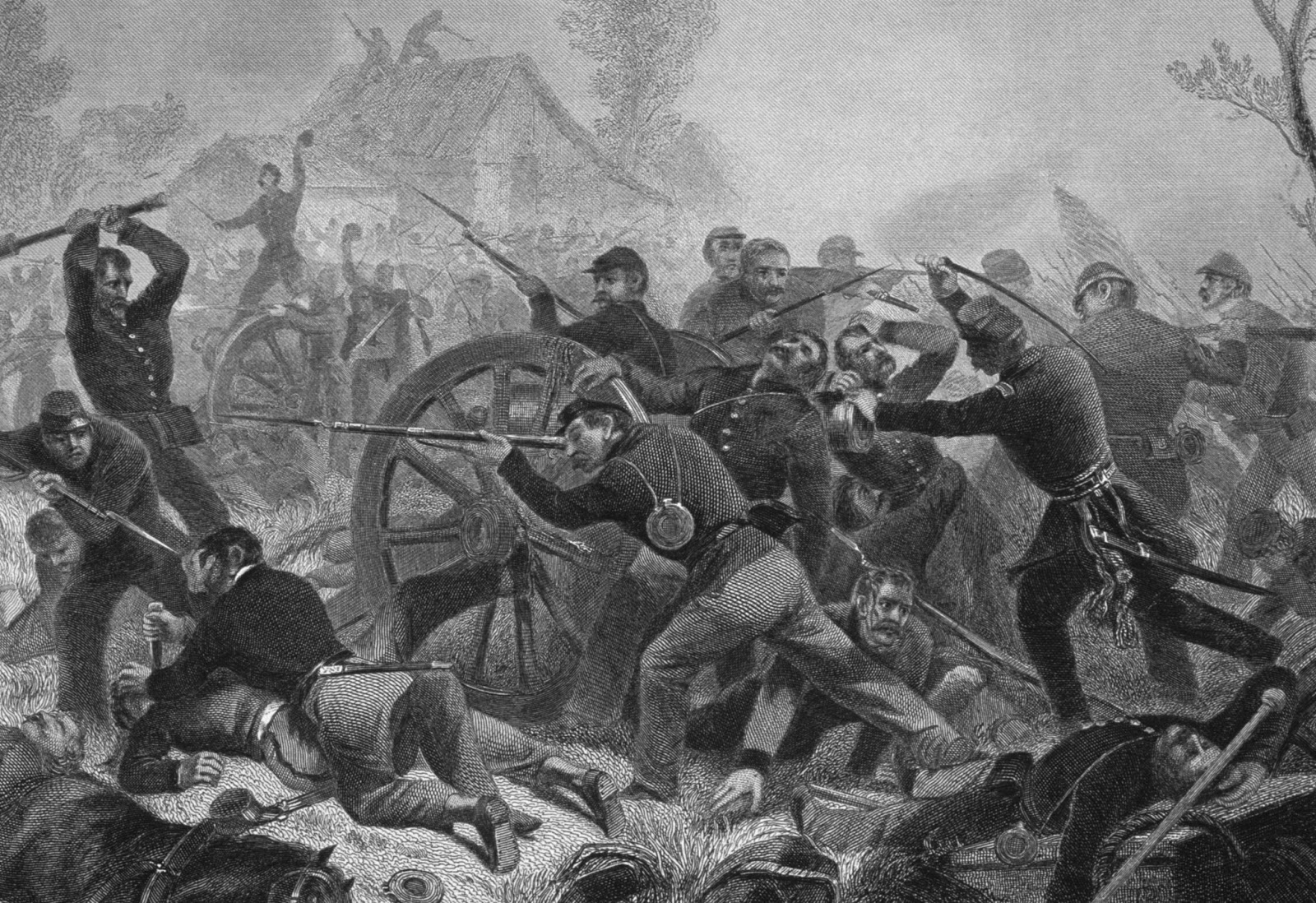 history of the battle of shiloh The battle of shiloh occurred on april 6 and 7, 1862, at pittsburg landing on the tennessee river confederate general albert sidney johnston attacked a union army under the command of general ulysses s grant, hoping to repel the union advance.