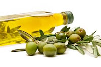 buah dan minyak zaitun
