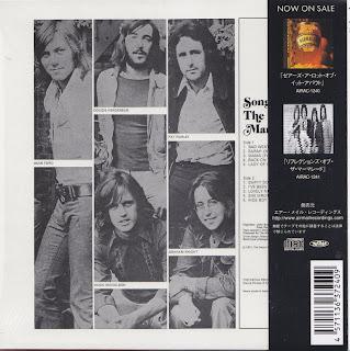 MARMALADE - SONGS (DECCA 1971) Jap mastering cardboard sleeve + 10 bonus