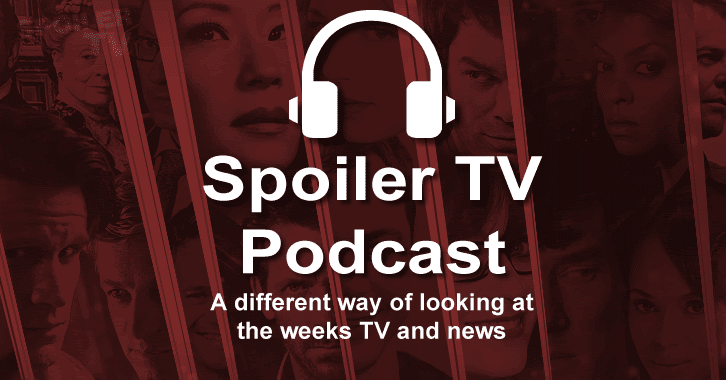 Spoiler TV Podcast - Help us improve the podcast with your feedback