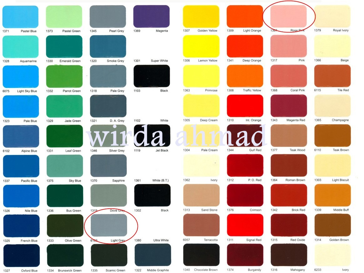 Related image with Katalog Warna Cat Tembok Vinilex