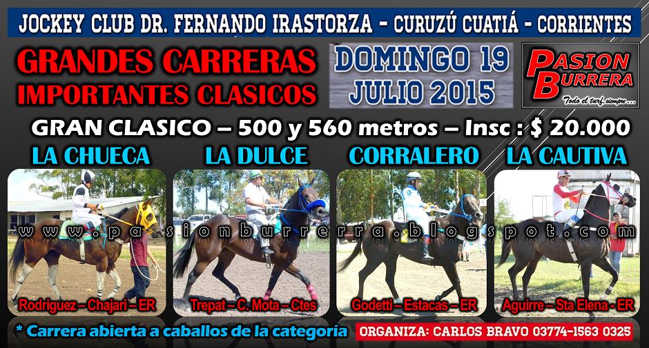 CURUZU CUATIA - 19 - DOS RAYAS