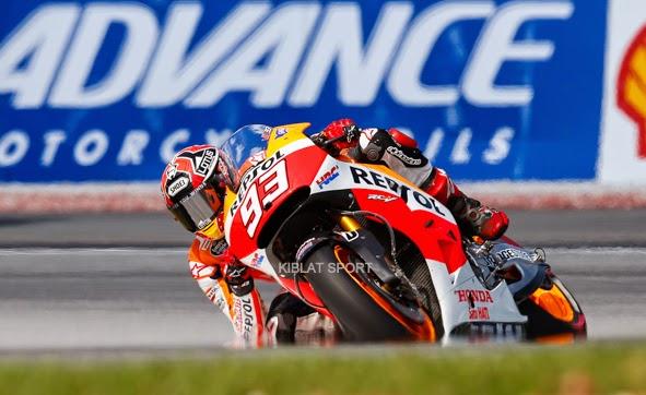 Hasil Kualifikasi MotoGP Sepang Malaysia 2014