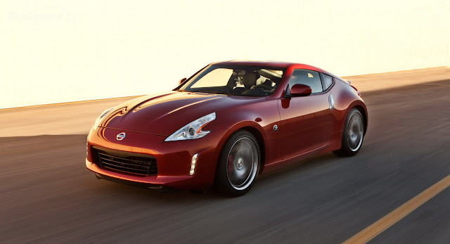 Car for Fan  Official details on the 2013 Nissan 370Z Facelift