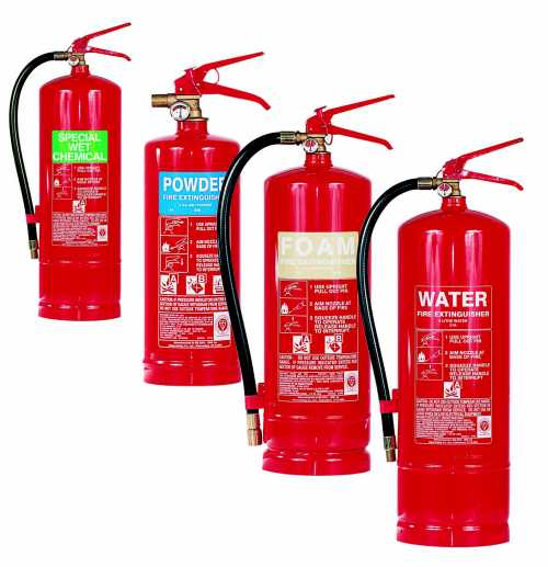 Berbagai Jenis dan Ukuran Alat Pemadam Api - Informasi ...