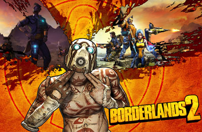Borderlands 2 Game BAFTA Games Awards