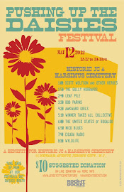 Pushing Up the Daisies Music Festival