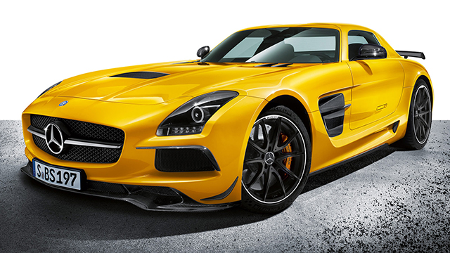 2012, mb sls amg, black series, Mercedes Benz, cool, awesome, sport car, luxury, price, in malaysia, car, yellow, color