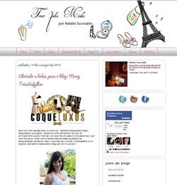 Blog Tour pela Moda