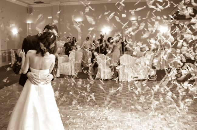 Great Wedding Reception Ideas for Those on a Budget!