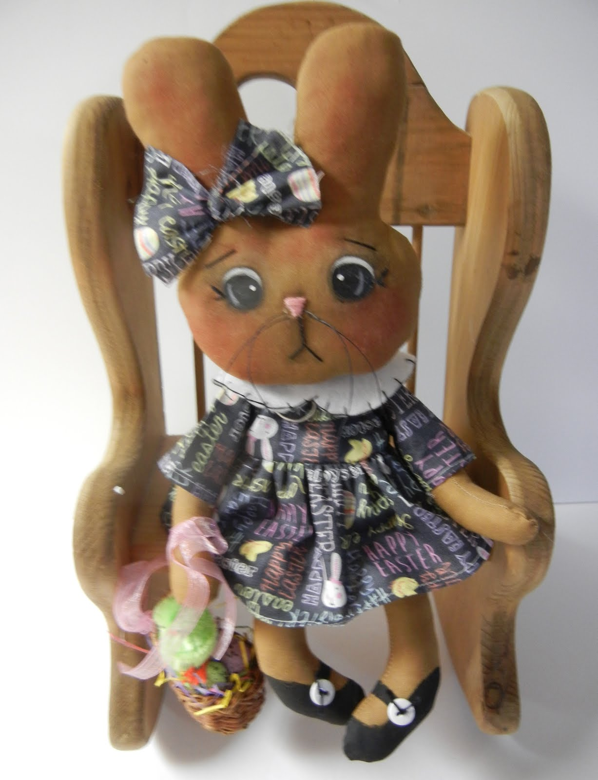 Chocolate bunny teeny 2017