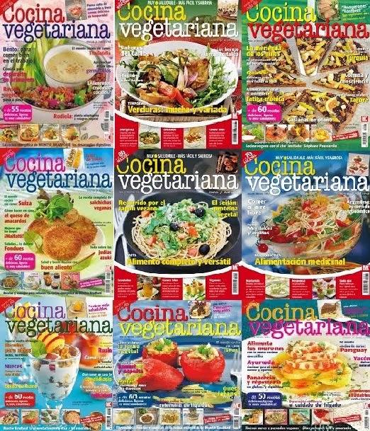 Cocina Vegetariana (Revistas 12) [Poderoso Conocimiento]