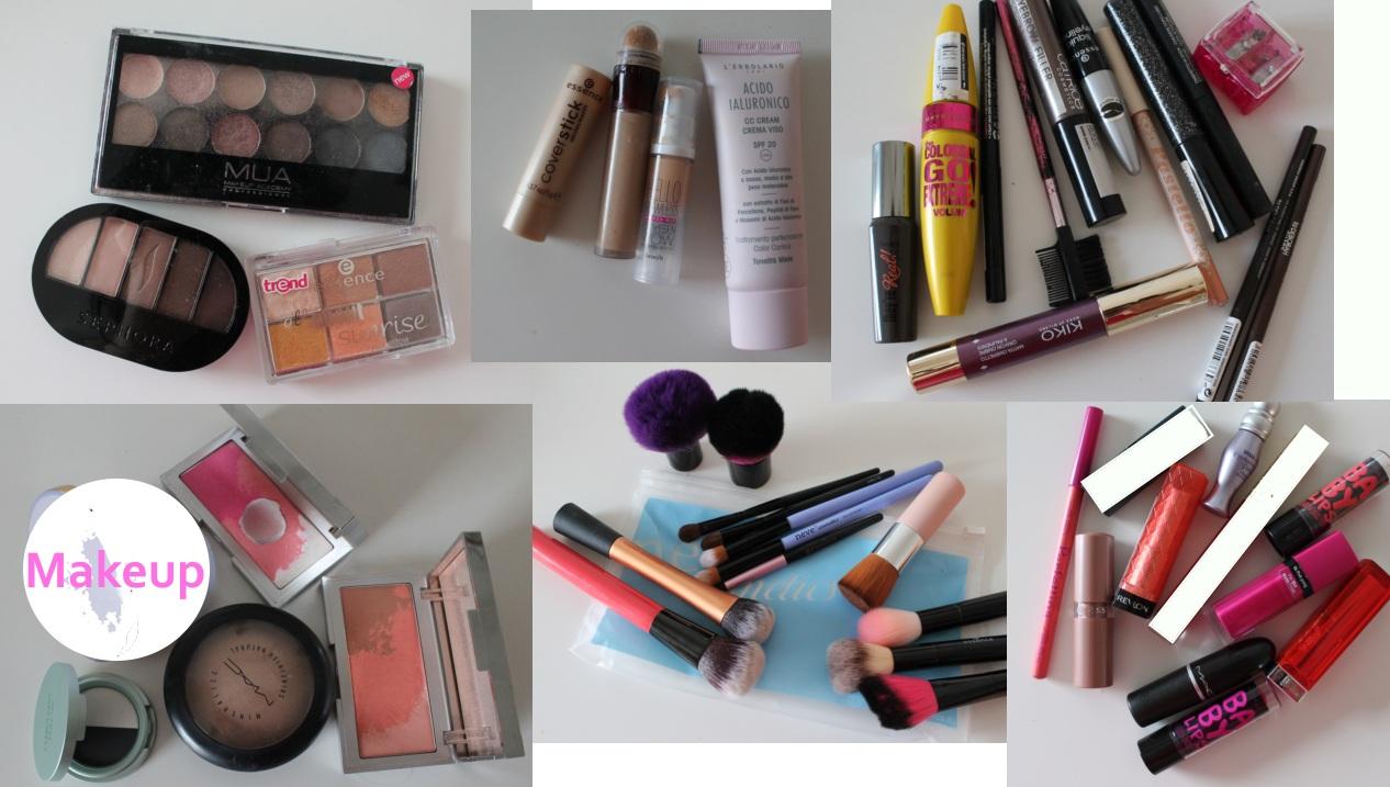 beauty bagaglio a mano