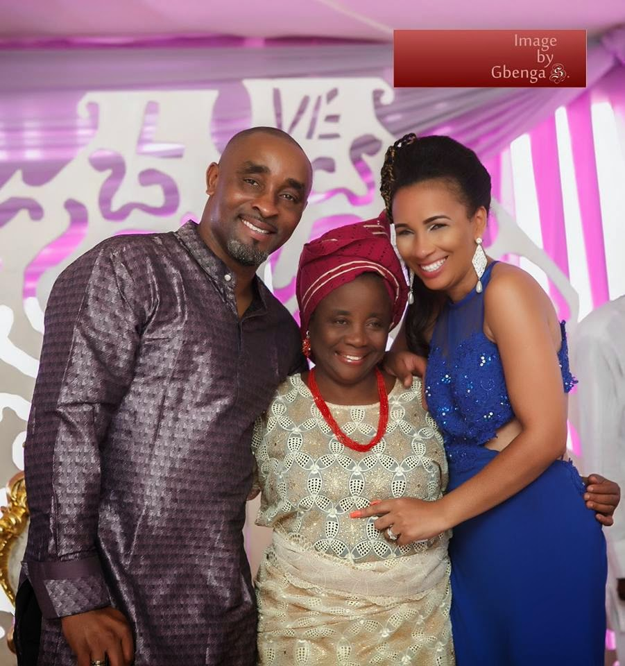 Wedding Photos of Ibinabo Fiberesima and Uche Egbuka