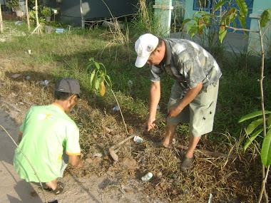 Lomba Bersih Tingkat Kelurahan Kuripan